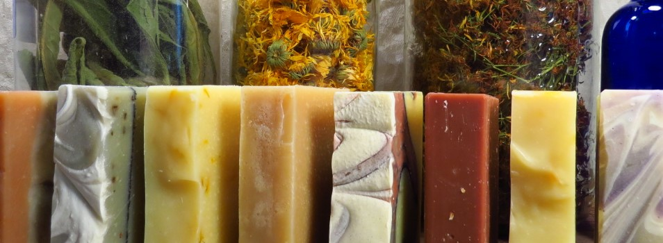 Handcrafted Organic Soap
